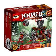 Sieben neue LEGO NINJAGO™ Sets - Familienspielmagazin