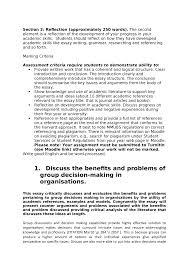 Decision Essay Decision Making 1 1 International Business Management