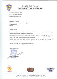 Invitation Letter Format For Canada Visit Visa Images Invitation