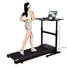office exercise equipment. Goplus Electric Treadmill Desk Standing/ Walking Machine Office Exercise Equipment M
