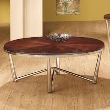 round dark wood coffee table for popular of appealing round coffee table metal coffee table metal