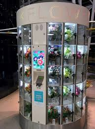 Floral Vending Machine Delectable Soñando Delivery Flowers Pinterest Delivery