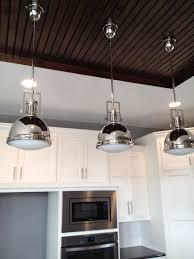 pendulum lighting. pendulum light over a kitchen island beadboard ceiling lighting