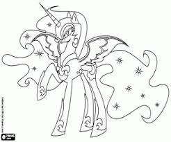 Kleurplaten My Little Pony Kleurplaat