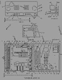 7c5030 Junction Box Group Engine Generator Set
