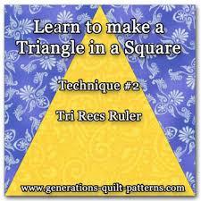 Tri Recs Triangle Ruler &  Adamdwight.com