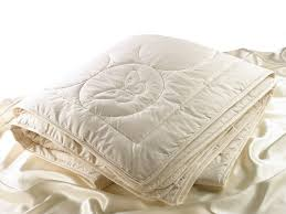 natural silk filled comforter