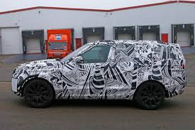 2018 land rover defender spy shots. perfect shots no mistaking the land rover discovery shape throughout 2018 land rover defender spy shots