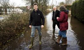 SEBASTIAN SHAKESPEARE: Did Queen wade into Clegg over flood chaos? | Daily  Mail Online