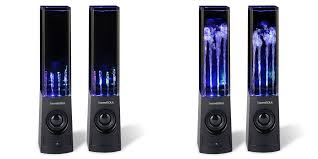 speakers in amazon. soundsoul bluetooth dancing water speakers | © amazon in