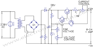 transformer dc power supply wiring diagram transformer 24v Transformer Wiring Diagram transformer dc power supply wiring diagram variable power supply 0 24v circuit 120v to 24v transformer wiring diagram
