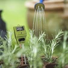 Plant Moisture Meter Chart Best Soil Moisture Meters 2019 Top Picks Reviews