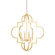 4 light pendant4542cg26 w x 28 25 hcapital goldellis