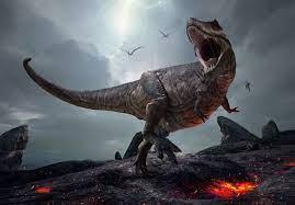 Fotos von Tyrannosaurus rex Dinosaurier ...