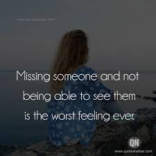 Missing Someone Quotes Impressive Missing Someone LOVE Quotes