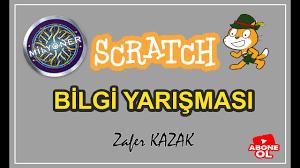Scratch ile basit hesap makinesi yapma - YouTube