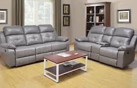 Orange Living Room Set 2 Piece Gray Power Reclining Sofa And Loveseat Living Room Set