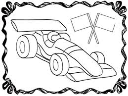 Small Picture Impressive Race Car Coloring Page 50 2436