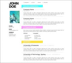 Resume Templates Doc Free Download Professional Free Resume Template Download Doc Free Cv Template 35