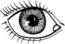 Small Picture Eye Coloring Page Coloring Page For Kids Kids Coloring