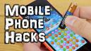 Image result for phone life hacks diy