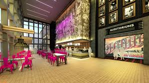 renderings of the frisco theater courtesy of alamo drafthouse
