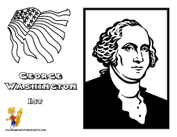 Small Picture Fierce Presidents Coloring Pages Free Presidents Day Coloring