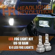 2016 Ram 3500 Fog Light Bulb Xenon Hid Halogen Fog Light Bulbs 2013 2014 2015 2016 2017