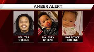 An amber alert (also amber alert) or a child abduction emergency alert is a message distributed by a child abduction alert system to ask the public for help in finding abducted children. Amber Alert Canceled After Greenville Co Children Found Safe