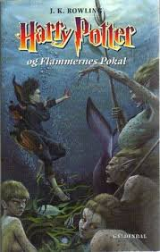 denmark s front cover of harry potter and the goblet of fire