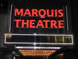 Marquis Theatre Seating Chart Marquis Theatre On Broadway In Nyc