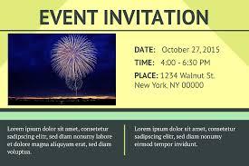 Event Invitations Templates Free Symmetry Event Invitation Template Event Invitation