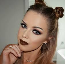 90 s makeup