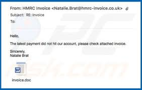 How To Remove Invoice Email Spam - Virus Removal Guide