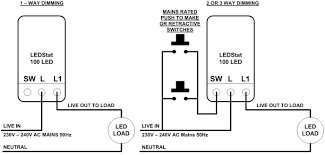 hamilton litestat grid100led wiring diagram