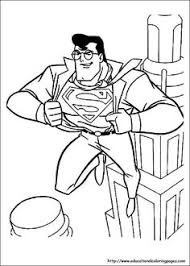 Small Picture Hit In The Air Superman Coloring Pages Super Hero Coloring Pages