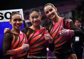 asiad 2018 msia qualifies for women s artistic gymnastics team final