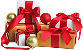 Resultado de imagen de cajas de regalos navideños