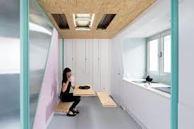 furniture architecture. Moving Walls \u0026 Secret Furniture: The Delightfully Flexible Architecture Of A Didomestic Apartment Furniture