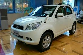 Toyota Rush Compact SUV En Route India? - Indian Cars Bikes