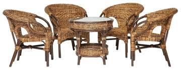 <b>Комплект мебели</b> TetChair Mandalino 05/21 (стол, <b>4</b> кпесла ...