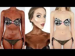 100 layers of fake tan stephanie lange