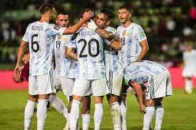 منتخب الأرجنتين تضرب فنزويلا بالثلاثية الثمينة في تصفيات مونديال كأس العالم  2022 | وطن يغرد خارج السرب