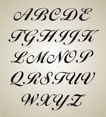 Cool Letters Stencils Fancy Letter Stencils Embroidery Alphabet Stencils Stencils