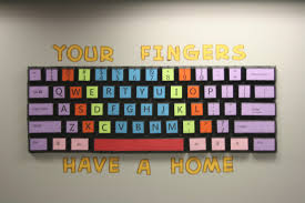 computer lab bulletin board ideas for elementary students. Extra Large Keyboard Bulletin Board Computer Lab Ideas For Elementary Students L