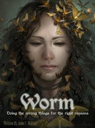 Worm Light Novel Book Covers For Worm Pact And Twig Created From
