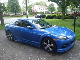 FS } 2004 Mazda RX8 Grand Touring Manual Racing Blue - RX8Club.com