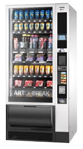 Vending Machines For Gyms Interesting Healthy Vending Machines Pure Foods Systems