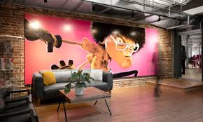 Office design companies office Reception Film Companies Offices Awanshopco Film Companies Office Design Officelovin