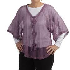 Noelle Tops   Noelle Key Largo Mesh Top Purple One Size   Poshmark